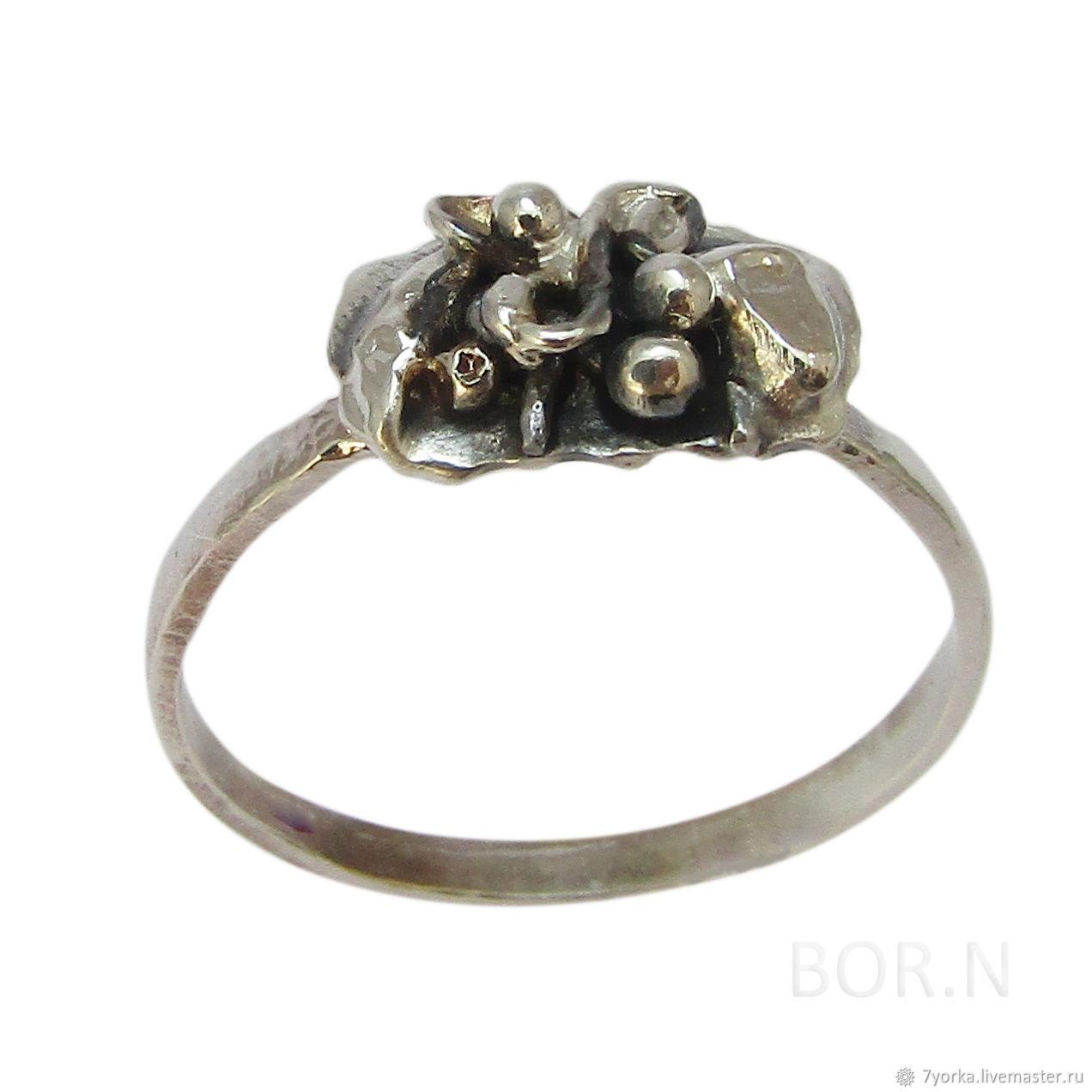 Silver ring 'Fantasy', Rings, St. Petersburg,  Фото №1