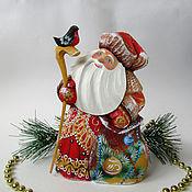 Сувениры и подарки handmade. Livemaster - original item Santa Claus(Christmas). Handmade.