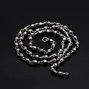 Украшения handmade. Livemaster - original item Skull chain from silver 925. Handmade.