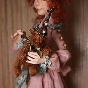 Куклы и игрушки ручной работы. Ярмарка Мастеров - ручная работа Мамин подарок. Handmade.