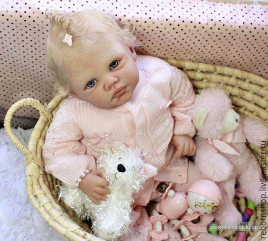 Куклы и игрушки ручной работы. Ярмарка Мастеров - ручная работа. Купить Молд  Rainer от Romiе Strydom с родными конечностями. Handmade.