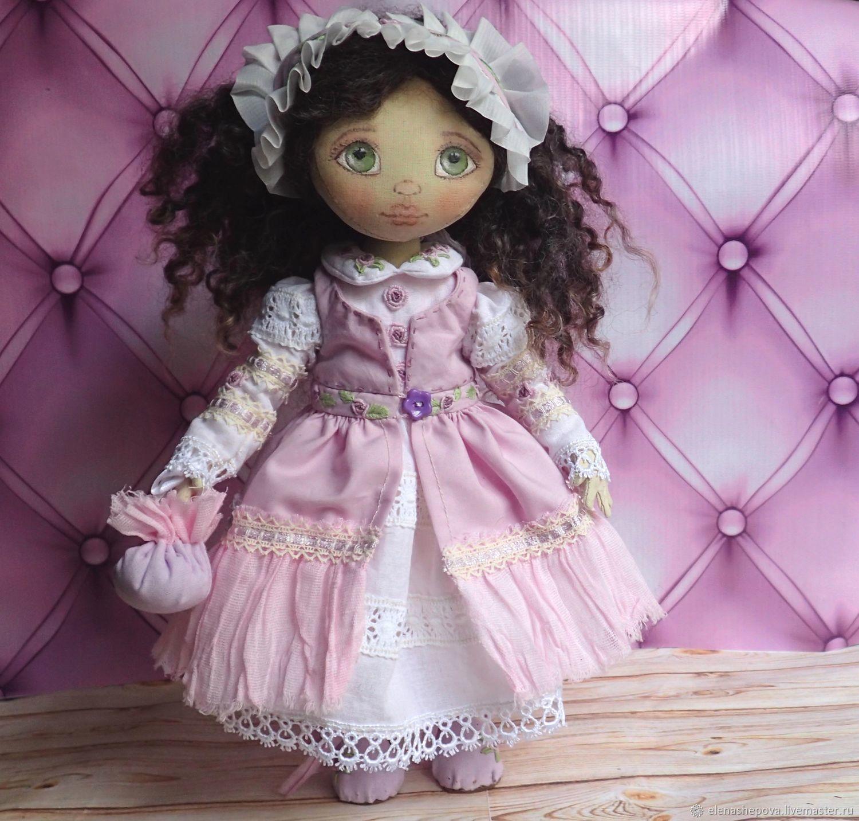 Кукла Софочка, Портретная кукла, Геленджик,  Фото №1