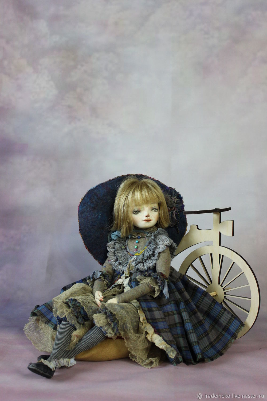 """ Айрис"" авторская кукла, Куклы и пупсы, Санкт-Петербург,  Фото №1"