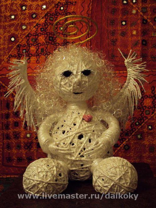 """Подарки для влюбленных ручной работы. Ярмарка Мастеров - ручная работа. Купить Ангел """"Счастья"""". Handmade. Серебряный, подарок на любой случай"""
