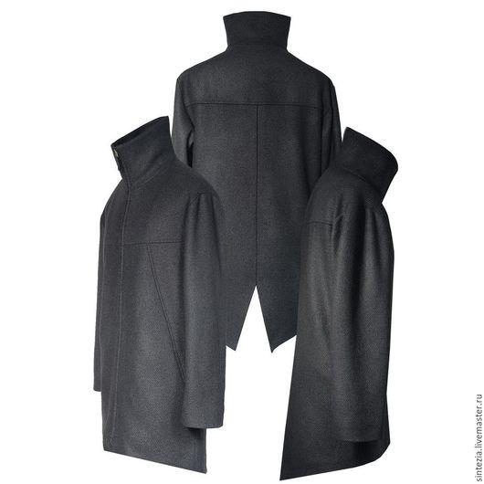 Верхняя одежда ручной работы. Ярмарка Мастеров - ручная работа. Купить Пальто мужское. Handmade. Мужская одежда, индивидуальный пошив