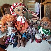 Куклы и игрушки ручной работы. Ярмарка Мастеров - ручная работа Персонажи сказок). Handmade.