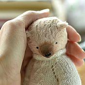 Куклы и игрушки ручной работы. Ярмарка Мастеров - ручная работа Мишка тедди. Павел. Handmade.
