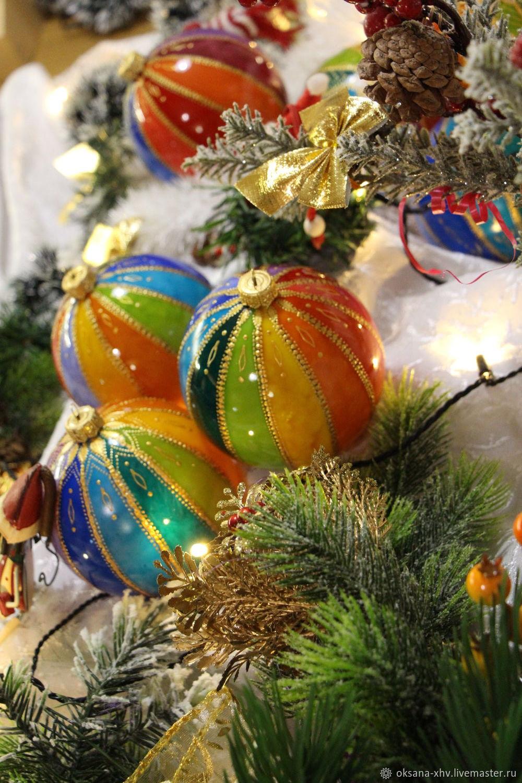 Шарики : Радужные шары, Шарики, Москва, Фото №1
