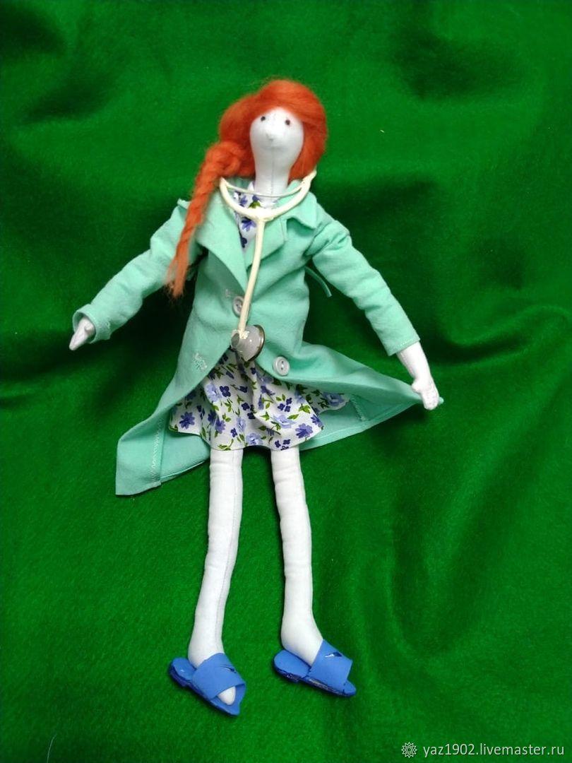 Надежда, Портретная кукла, Великий Новгород,  Фото №1