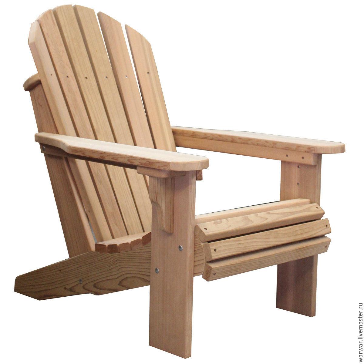 Деревянные кресла для дачи своими руками 17