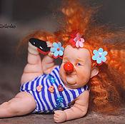 """Куклы и игрушки ручной работы. Ярмарка Мастеров - ручная работа """"Винтик"""". Handmade."""