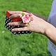 Кольца ручной работы. Ярмарка Мастеров - ручная работа. Купить Кольцо Нежность рассвета. Handmade. Розовый, античная бронза