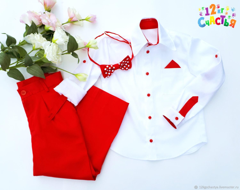 Одежда для мальчиков, ручной работы. Ярмарка Мастеров - ручная работа. Купить Костюм для мальчика 'Любовь'. Handmade. Стиляги, красивый костюм