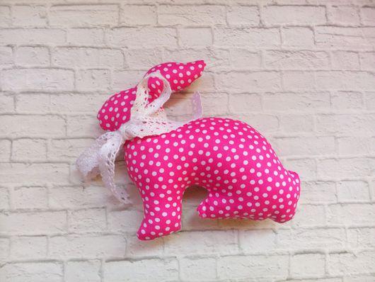 Куклы Тильды ручной работы. Ярмарка Мастеров - ручная работа. Купить Пасхальный кролик. Handmade. Игрушка тильда, кролик пасхальный