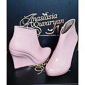 Обувь ручной работы handmade. Livemaster - original item Shoes, handmade