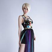 """Одежда ручной работы. Ярмарка Мастеров - ручная работа Вечернее платье от бренда """"АгАтА"""". Handmade."""