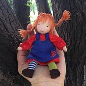 Куклы и игрушки ручной работы. Ярмарка Мастеров - ручная работа Пеппилотта. Handmade.