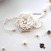 Украшения ручной работы. Ярмарка Мастеров - ручная работа браслет в стиле бохо. Handmade.