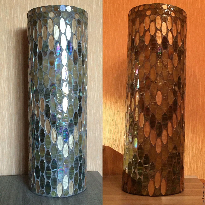 Высокая ваза 60см Мозаика