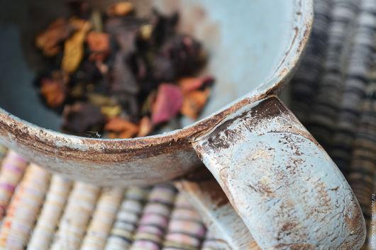 Кружки и чашки ручной работы. Ярмарка Мастеров - ручная работа. Купить Винтажные чашки. Handmade. Голубой, керамическая кружка, керамика