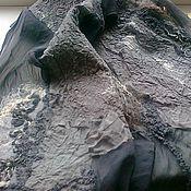 """Аксессуары ручной работы. Ярмарка Мастеров - ручная работа шарф из серии """"Эко-стиль"""". Handmade."""