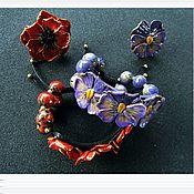 Украшения handmade. Livemaster - original item Bracelet, ring