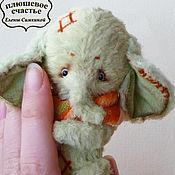 """Куклы и игрушки ручной работы. Ярмарка Мастеров - ручная работа Слоник тедди """" Сонник """". Handmade."""