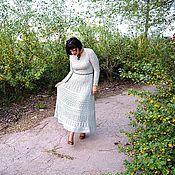 """Одежда ручной работы. Ярмарка Мастеров - ручная работа Платье """" Мятное искушение"""". Handmade."""