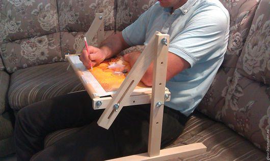 Другие виды рукоделия ручной работы. Ярмарка Мастеров - ручная работа. Купить Стойки  для рамки (САР). Handmade. Люневильская вышивка