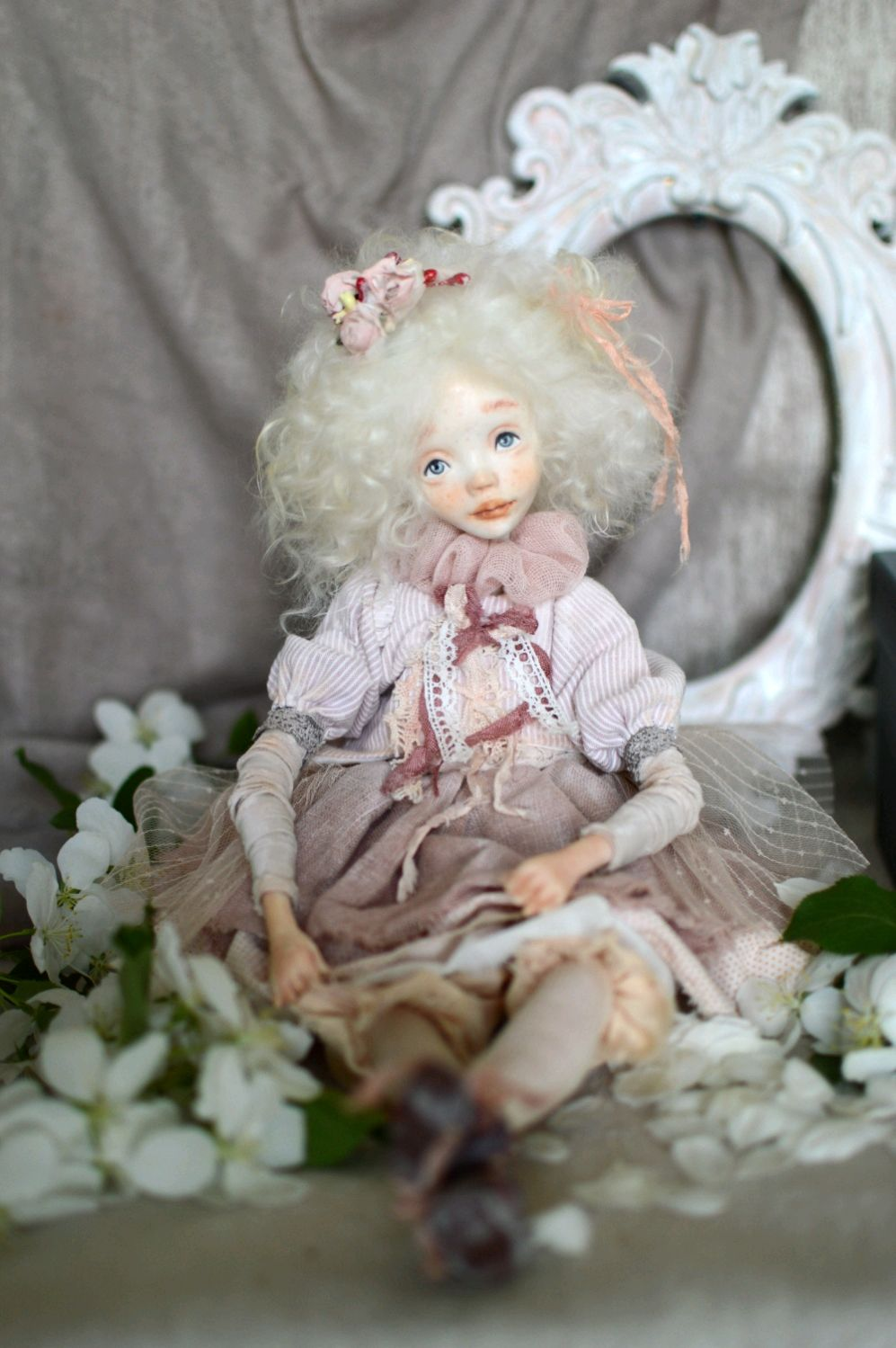Little LU, Boudoir doll, Ekaterinburg,  Фото №1