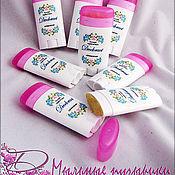 Косметика ручной работы handmade. Livemaster - original item Natural deodorant