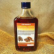 Материалы для творчества handmade. Livemaster - original item Red brush and Lapchatka white extract of roots 250 ml. Handmade.
