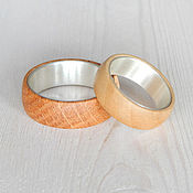 Украшения handmade. Livemaster - original item Wooden wedding.. Handmade.