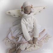 """Куклы и игрушки ручной работы. Ярмарка Мастеров - ручная работа """"Будьте моим ... Ангелом!"""" :)) Вариация. Handmade."""