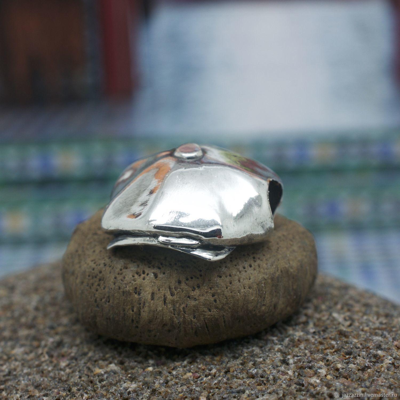 All for Jewelry Making handmade. Livemaster - handmade. Buy Peaked cap charm.Charm, peaked cap, bandits