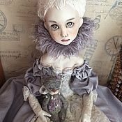 Куклы и пупсы ручной работы. Ярмарка Мастеров - ручная работа Мишель. Handmade.