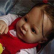 Куклы и игрушки ручной работы. Ярмарка Мастеров - ручная работа Кукла реборн Таня (Продана). Handmade.