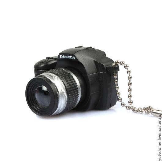 Куклы и игрушки ручной работы. Ярмарка Мастеров - ручная работа. Купить 0097 Фотоаппарат для кукол 5 см черный. Handmade.