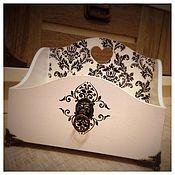 Для дома и интерьера ручной работы. Ярмарка Мастеров - ручная работа Короб для духов. Handmade.