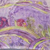 Аксессуары ручной работы. Ярмарка Мастеров - ручная работа Улитки +Сиреневые феи. Handmade.