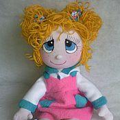 Куклы и игрушки ручной работы. Ярмарка Мастеров - ручная работа Милая малышка. Handmade.