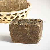 Косметика ручной работы. Ярмарка Мастеров - ручная работа Хозяйственное мыло с горчицей и кофе Отмывайка для мытья посуды. Handmade.