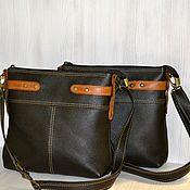 Сумки и аксессуары handmade. Livemaster - original item Women`s crossbody bag
