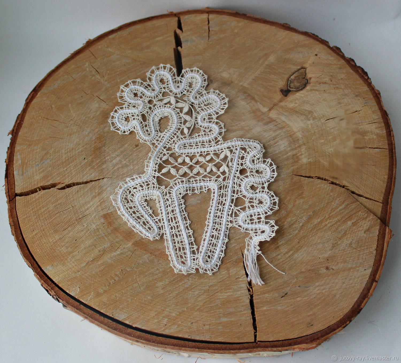 Vologda lace 'Horse', Souvenirs3, Vologda,  Фото №1