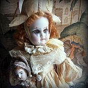 """Куклы и игрушки ручной работы. Ярмарка Мастеров - ручная работа Кукла """"Пьер и маротте"""". Handmade."""