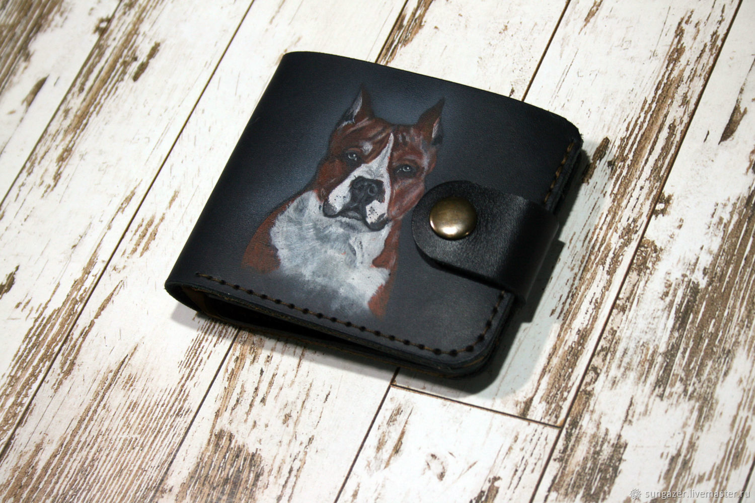 Purse with picture of Stratford Zeus, Wallets, Murmansk,  Фото №1