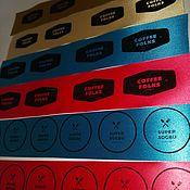 Услуги ручной работы. Ярмарка Мастеров - ручная работа Услуги: Сатиновая лента с Вашим логотипом. Handmade.