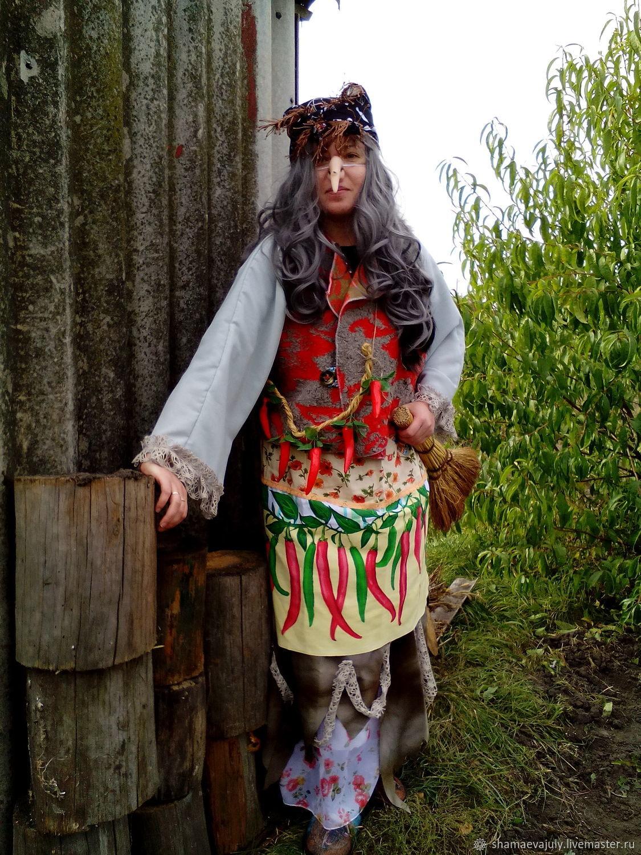 Бока С Карнавальный костюм Баба