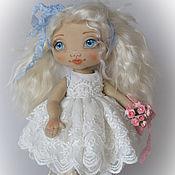 Куклы и игрушки ручной работы. Ярмарка Мастеров - ручная работа Ангел. Текстильная куколка.. Handmade.