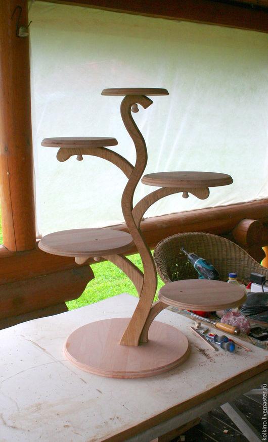 Свадебные аксессуары ручной работы. Ярмарка Мастеров - ручная работа. Купить Тортовое дерево. Handmade. Оранжевый, прикольная вещь